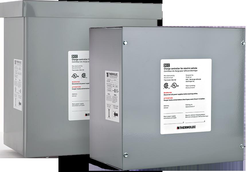 DCC-9 et DCC-9-3R | Installation de borne de recharge en condo