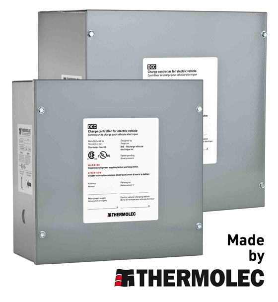 DCC-9 and DCC-10 are proudly manufactured in Canada by Thermolec.